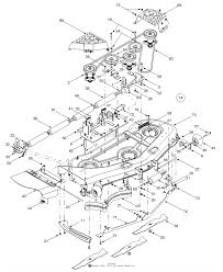 cub cadet deck parts diagram deks decoration