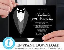 formal invitations formal invitation etsy