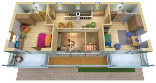 Simple Two Storey House Floor Plan by Concerto Palmatin Wooden Houses High Quality Log Homes