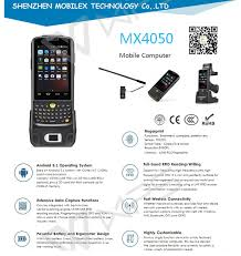 android os using data china pda with android os pistol grip factory manufacturers and