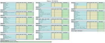 electrical estimating spreadsheet 100 images construction