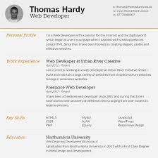 Free Resume Html Template 35 Free High Quality Html5 Responsive Website Templates Web