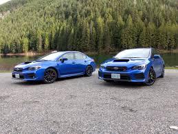 subaru sports car 2018 subaru wrx sti review autoguide com news