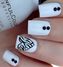 50 white nail art ideas white nails white nail art and pretty nails