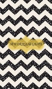 Cute Chevron Wallpapers by Yellow Black New Orleans Saints Wallpaper Cute Wallpapers
