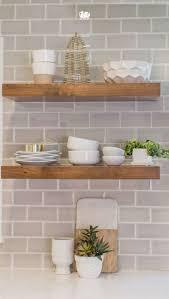 kitchen black backsplash tile white glass wood brick ceramic