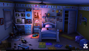 Toy Story Home Decor Bedroom Concept Monsters Inc Google Search Interiors