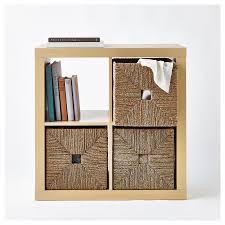 ikea kallax 4 cube storage bookcase square shelving unit various
