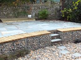 Small Garden Retaining Wall Ideas Brilliant Retaining Wall Ideas With Firm And Stable Structures