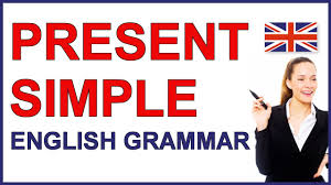 present simple verb tense present simple english verb youtube