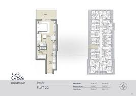 floor plans elite business bay residence business bay by