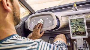 volkswagen microbus 2017 interior 2017 volkswagen i d buzz concept interior hd wallpaper 35