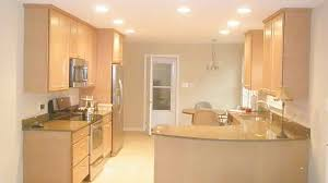 Modern Galley Kitchen Design Cool 70 Modern Galley Kitchen Remodel Decorating Inspiration Of