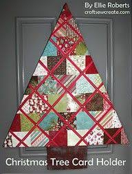 over the door ribbon christmas card holder no sticking to the