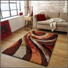 Chocolate Brown Area Rugs Burnt Orange And Brown Area Rugs Rugs Home Decorating Ideas