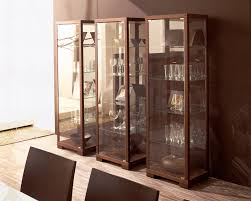 modern curio cabinet style how to anchor a modern curio cabinet