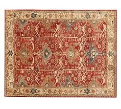 Pottery Barn Franklin Rug All Rugs Pottery Barn