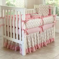 Crib Beddings Sets Zspmed Of Pink Crib Bedding Sets
