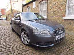 audi convertible 2008 audi a4 convertible 2 0t s line 2008 lady owner full service