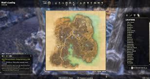 Coldharbour Treasure Map Getting To Hew U0027s Bane Manually Bug U2014 Elder Scrolls Online