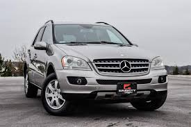 2007 mercedes benz m class 3 5l stock 218905 for sale near