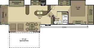 Open Range 5th Wheel Floor Plans 2013 Open Range Open Range 424rls Fifth Wheel Sioux Falls Sd Rv