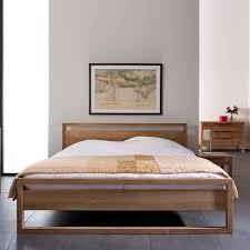 furniture elegant teak bed frame to renew your old bed teak bed