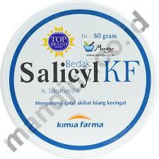 Bedak Gatal salicyl kf