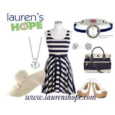 nautical chic attire going nautical with the all aboard id bracelet you