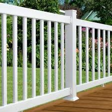cute vinyl deck railing home depot gallery home railing inspirations