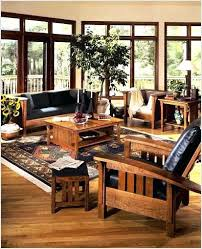 mission style living room furniture mission style living room furniture a on sets moohbe com