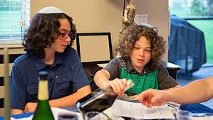 seder for children the four children of passover how to engage children and in