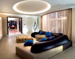 Stunning Living Room Ideas With Attractive Lighting Design - Designs for ceiling of living room