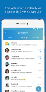 skype apk for android skype lite free call chat unreleased 1 35 0 29858
