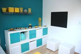 chambre bleu et chambre enfant deco daccoration chambre enfant bleu et jaune