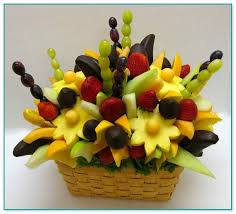 make your own fruit arrangements