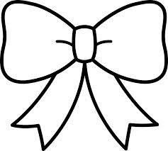 Coloring Pages Alluring Ribbon Coloring Fabulous Bows Pages