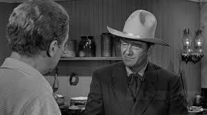 John Valance The Man Who Shot Liberty Valance Blu Ray United Kingdom