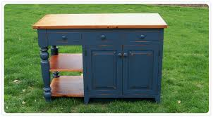 Kitchen Island Made From Reclaimed Wood Amish Made Kitchen Islands Reclaimed Wood Kitchen Island