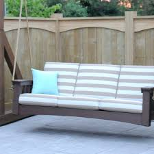 Swing Cushion Replacements by Patio Ideas Outdoor Swing Chair Canopy Replacement Patio Swing