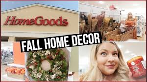 Home Goods Decor Shop With Me At Homegoods 2017 Fall Decor At Homegoods Youtube