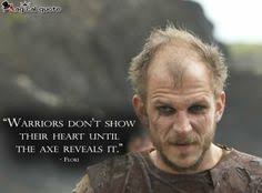 Floki Meme - i always believed that death is a fate far better than life for