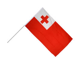 2x3 Flags Tonga Hand Waving Flag 2 X 3 Ft Best Buy Flags Co Uk