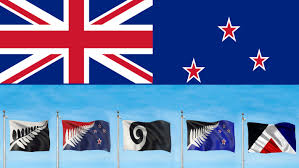 Blue And Black Striped Flag New Zealand Flag Colors Meaning And Symbolism