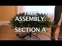 lock tree assembly