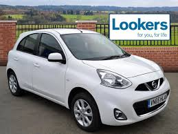 nissan micra warning lights nissan micra acenta white 2016 01 01 in motherwell north