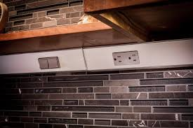 angled power strips under cabinet under cabinet angle power strip gallery task lighting