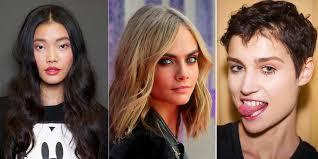 comment se couper les cheveux soi meme cheveux épais quelle coupe adopter cosmopolitan fr