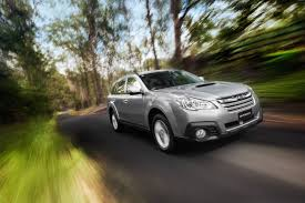 subaru outback 2 0d first drive practical motoring