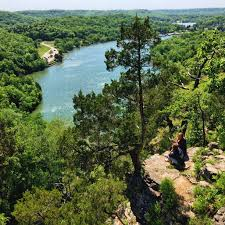 Clifty Falls State Park Map by Ha Ha Tonka State Park Scenic Overlook Of Lake Of The Ozarks
